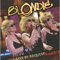 Blondie-Live By Request CD Live  New