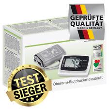 Puls- und Blutdruckmessgerät Oberarm TEST-SIEGER KOMFORT. Dazu 3 Geschenke