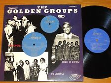REISSUE DOO WOP GROUP LP - VARIOUS ARTISTS - RELIC 5080 - BEST OF APOLLO RECORDS