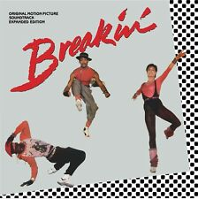 Breakin' - Soundtrack  Brand New & Sealed 24Bit Remastered EXPANDED Import CD