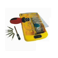 Portable 38 in 1 Screwdriver Tools Set Remove Phone PC Disassembly Repair Kit