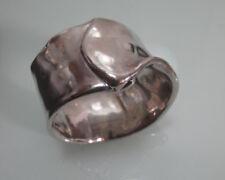 Armreif Armspange riesig 925 Silber signiert 5 cm breit 69,3 Gramm schwer