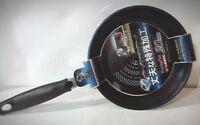 Pearl metal Blue Diamond coat IH frying pan