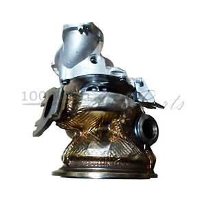 Turbocharger 06M145689E 06M145689 06M145689J for Audi S4 S5 B9 Porsche EA839 3.0