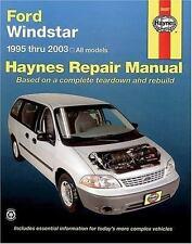 1995-2003 Haynes Ford Windstar Repair Manual