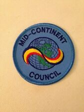 Girl Scout / Mid Continent Council Patch - MINT!