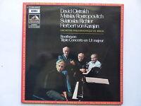 BEETHOVEN Triple concerto Ut majeur OISTRAKH ROSTROPOVITCH RICHTER KARAJAN 02242