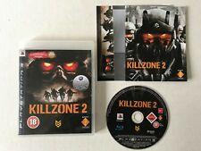 KILLZONE 2 (Sony PlayStation 3, 2009) Complete