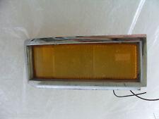 1977 1978 1979 BUICK ELECTRA 225 LEFT CORNER MARKER SIGNAL TURN LIGHT USED OEM