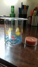 Partylite beach interior votive with candle
