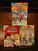 Archie Jumbo Comics Digest Vol 4,6,9