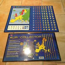 Euro Collector pour les 12 premiers pays de L'euro + Carte