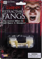Retractable Fangs - Vampire Fangs
