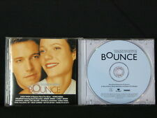 Bounce. Film Soundtrack. Compact Disc. 2001. Ben Afleck Gwyneth Paltrow