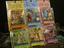 "VERY RARE & LONG SOLD OUT!   Love Hina ""Skyluv Project #5"" SIX Figure Set MINT!!"
