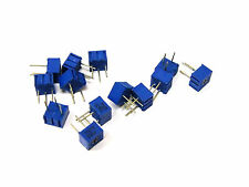 10pcs 25K ohm Trimmer Trim Pot / Potentiometer Resistor 3362