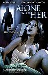 Alone With Her (DVD, 2007) HORROR STALKER OOP RARE HTF