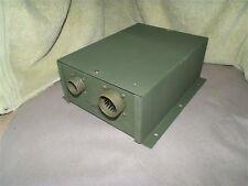 Military Generator Relay Box Part # 72-2209 for Set Mep 005A Mep 104A Mep 114A