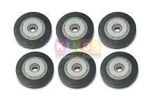 6 Pcs Dryer Roller For Huebsch/Speed Queen/Wascomat #M430019 *Free Shipping*