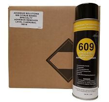 New listing V&S #609 Citrus based Specialty Adhesive Remover Case with 12 cans