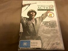 World War II Action Collection 2 DVD Set Documentary Sealed