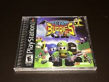 Team Buddies Playstation 1 PS1 Brand New Factory Sealed