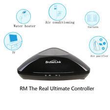 Broadlink RM Pro WiFi Smart Wireless Remote Control Home Switch Automation Black