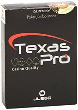 Juego Premium Profesional Texas Hold Em Poker Naipes 100 plástico, liea
