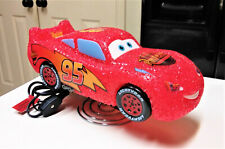 Disney Pixar Cars Lightning McQueen Nightlight Lamp Table Desk Lamp