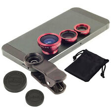 i-gadgets Universal 3 in 1 Clip Lens For Camera Lens