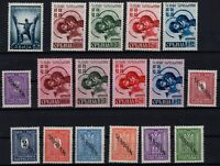 P132313/ SERBIA - GERMAN OCCUPATION STAMPS – YEAR 1941 MINT MNH – CV 103 $