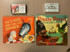 Pirate Pets's Talk Like a Pirate and The Lamb Who Came for Dinner w Cassettes