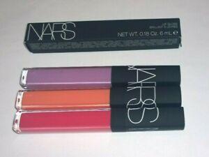 NARS Shimmer Lip Gloss - You Choose Shade - New in Box