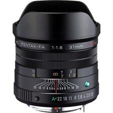 New Pentax HD Pentax-FA 31mm f/1.8 Limited (Black)