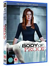 BODY OF PROOF : COMPLETE SEASON 1  - DVD - REGION 2 UK
