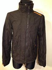 Superdry Double Black Label Men's Coat Jacket Size M