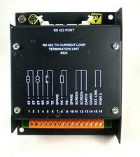 General Electric GEM 80 RS 422 To Current Loop Termination Unit 8924-0000