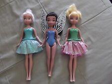 Disney Fairies Dolls:  Tinkerbell & Friends Barbie Dolls