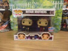 Saturday Night Live Butabi Brothers 2 Pack Pop Funko MIB Convention Exclusive