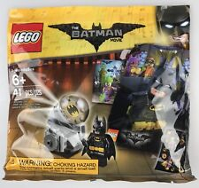 NEW Sealed 41 Pc Set Lego BAT SIGNAL Batman Minifig Movie Polybag 5004930 Promo