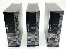 Dell Optiplex 3020 SFF i5-4570 3.20GHz 8GB 500GB HD 8490 Win 10 Computer Lot 3