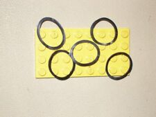 LEGO - TECHNIC - Rubber Band X88 Equivalent 2 pieces sent from UK