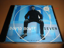 DAVID BOWIE single SEVEN cd BECK remix DEMO