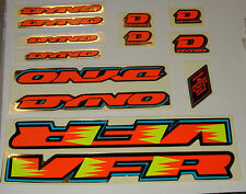 DYNO - VFR - BMX Sticker Set - '90s Old School Freestyle Decal set - NOS