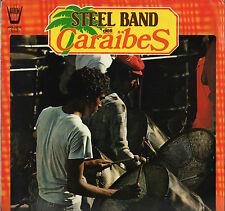"""STEEL-BAND DES CARAÏBES """"I SHOT THE SHERIF"""" LP 1981 ARIONS 33.612  REGGAE !"""