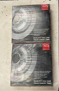 Apec DSK2979 Brake Disc Pair NEW