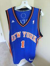 Adidas AMARE STOUDEMIRE New York Knicks NBA Swingman Jersey Sz XL Sewn
