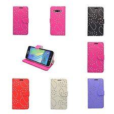Cover e custodie Per Samsung Galaxy A5 in pelle sintetica con motivo, stampa per cellulari e palmari