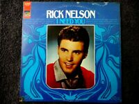 VINYL RECORD ALBUM RICK NELSON I NEED YOU SUNSET RECORDS 1968 STEREO COMP