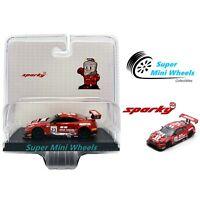 Sparky 1:64 Nissan GT-R Nismo GT3 #23 GT Sport Motul Team 24H SPA2018【In Stock】